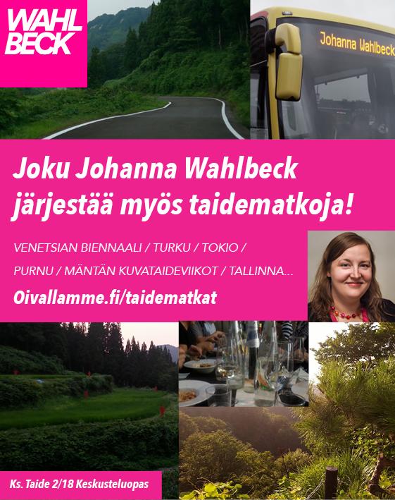 Taide_3.18_JohannaWahlbeck_